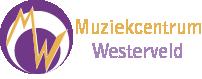 Muziekcentrum Westerveld, waar kwaliteit en plezier samen komen! Logo